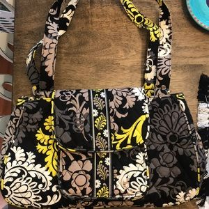 Vera Bradley Baroque shoulder bag